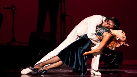 Tango Fire at Brighton Dome