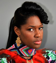 Ibibio Sound Machine at Brighton Festival 2014