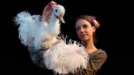 The Goose Who Flew at Brighton Dome