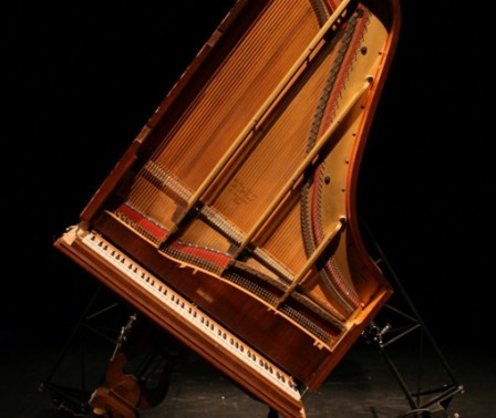 Sarah Nicolls Inside Out Piano at Brighton Dome