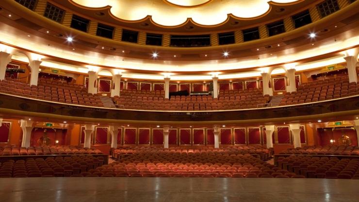 Hirers information - Brighton Dome Concert Hall / Brighton Dome