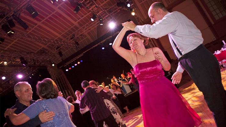 Balls, dances and ceilidhs