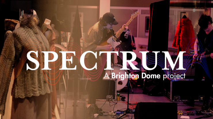 Brighton Dome Spectrum in association with Resident