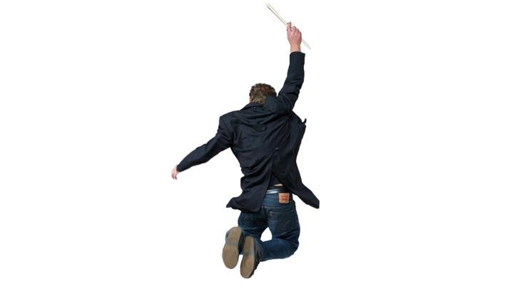 Brighton Dome - STOMP - Lost and Found Orchestra