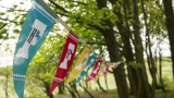 Festival Bunting Photo by Victor Frankowski