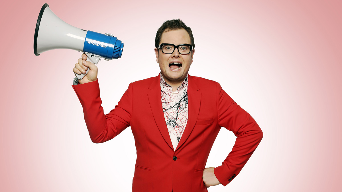 Alan Carr at Brighton Dome