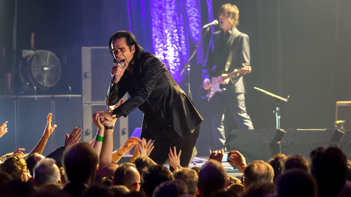 Nick Cave and the Bad Seeds at Brighton Dome