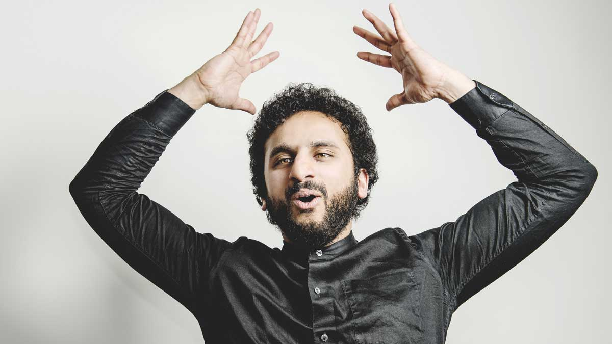 Nish Kumar in Live at Brighton Dome