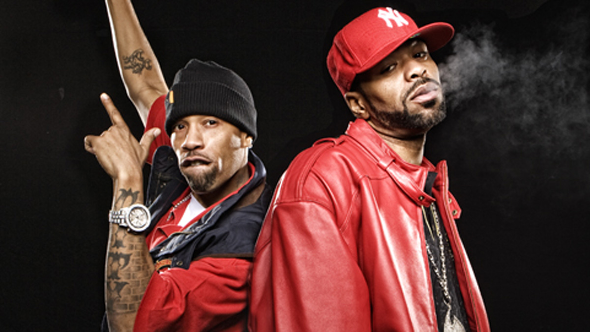 Method Man & Redman at Brighton Dome 2014