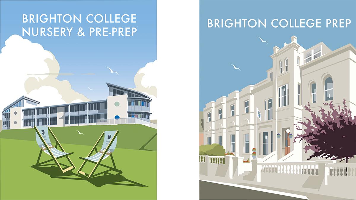 Brighton College Images