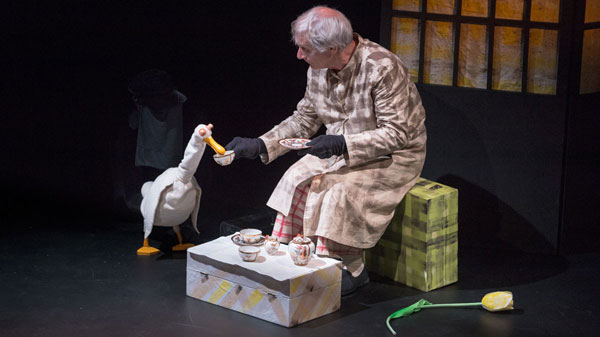 Duck, Death and the Tulip at Brighton Dome