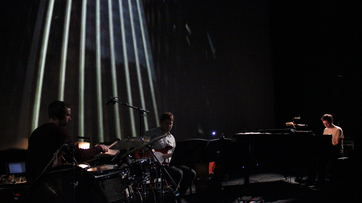 Gogo Penguin: Koyaanisqatsi – a new score performed live at Brighton Dome