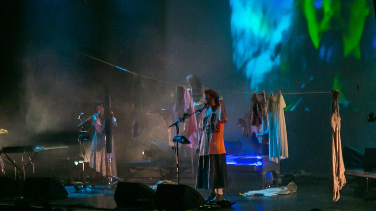 CocoRosie at Brighton Dome