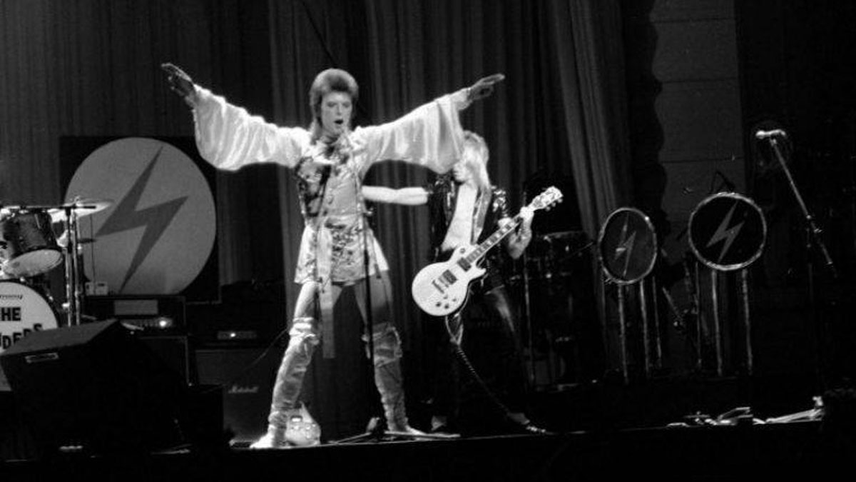 David Bowie at Brighton Dome