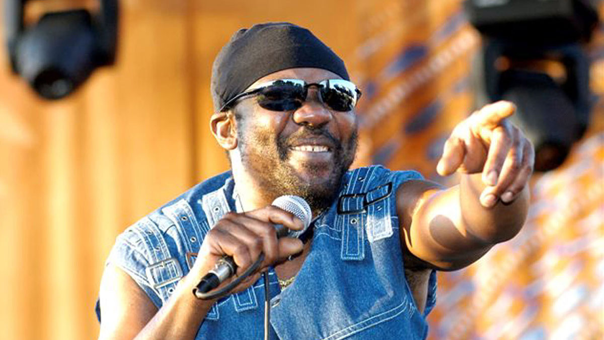 Toots and the Maytals at Brighton Dome