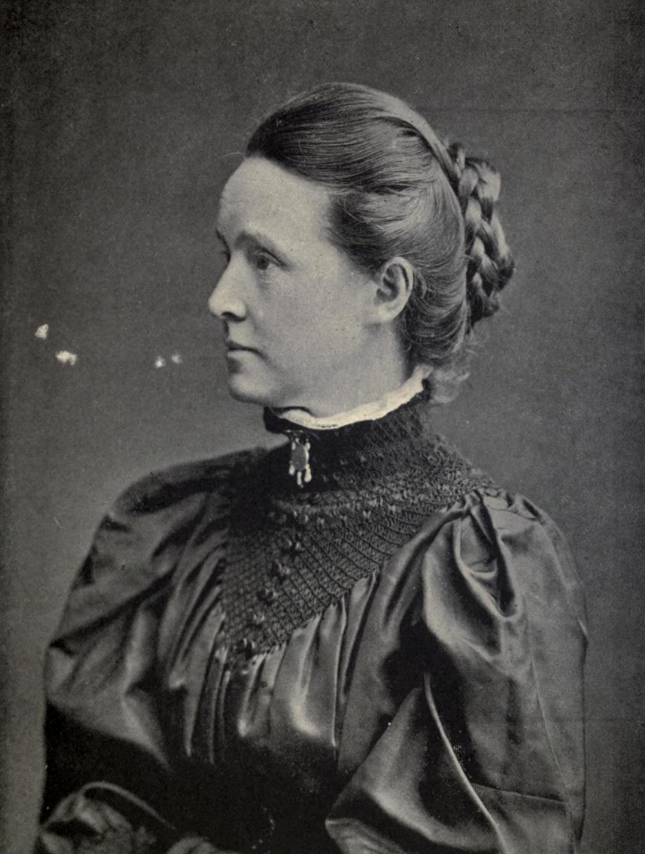 Photo of Suffragist Millicent Fawcett